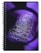 Christmas Time Magic Spiral Notebook