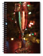 Christmas Toast Spiral Notebook