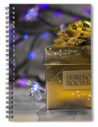 Christmas Treat 2 Spiral Notebook