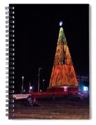 Christmas Tree San Salvador 6 Spiral Notebook