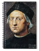 Christopher Columbus Spiral Notebook