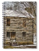 Christopher Taylor House Spiral Notebook