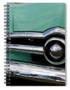 Chrome Never Dies Spiral Notebook
