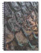 Chrome1 Spiral Notebook
