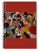 Chromosphere  Spiral Notebook