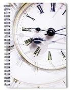 Chronon Spiral Notebook