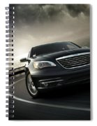 Chrysler 200 Spiral Notebook