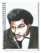 Chuck Berry 45 Spiral Notebook