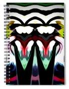 Chuckie The Cave Dweller Spiral Notebook