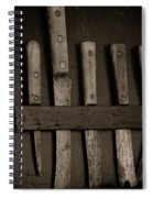 Chuck Wagon Knives Spiral Notebook