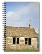 Church And School Spiral Notebook