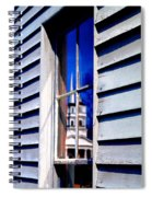 Church And State Spiral Notebook