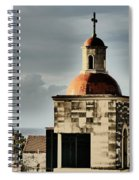 Church Bell Tower, Old Havana Spiral Notebook
