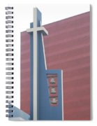 Church Bells Spiral Notebook