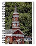 Church Building Spiral Notebook