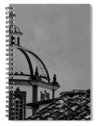 Church Dome 1 Spiral Notebook