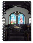 Church - Grand Caymans Spiral Notebook