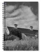 Church Hill Road Barn Spiral Notebook