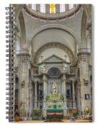Church In Guanajuato Spiral Notebook