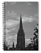 Church In Ireland Spiral Notebook