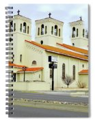 Church In New Mexico Multiplied Spiral Notebook