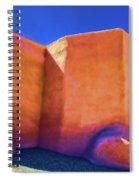 church in Ranchos Spiral Notebook