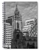 Church Of Our Lady And Saint Nicholas Liverpool Spiral Notebook
