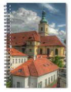 Church Of Our Lady Victorious Spiral Notebook