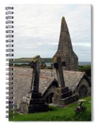 Church Of St. Enodoc Spiral Notebook
