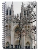Church Of The Nation Spiral Notebook