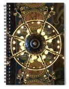 Church Of The Saviour On The Blood Spiral Notebook