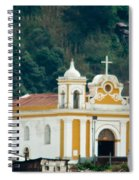 Church Of The Transfiguration Quetzaltenango Guatemala 2 Spiral Notebook