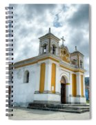 Church Of The Transfiguration Quetzaltenango Guatemala 5 Spiral Notebook