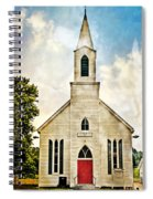 Church On 8 Spiral Notebook