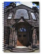 Church On Main St  Spiral Notebook