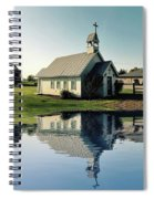 Church Reflection Spiral Notebook