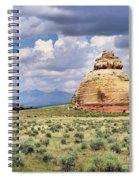 Church Rock 3 Spiral Notebook
