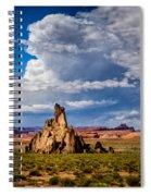 Church Rock Thunderhead Spiral Notebook