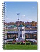 Churchill Downs' Winner's Circle Spiral Notebook