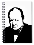 Churchill Spiral Notebook