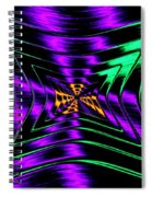 Chutzpah Spiral Notebook