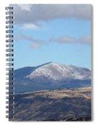 Cibola Mountains Spiral Notebook