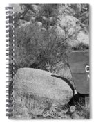 Cibola National Forest Spiral Notebook