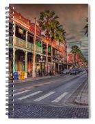 Cigar City Spiral Notebook