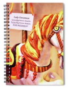 Cinnamon Spiral Notebook