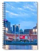 Cincinnati All Star Game  Spiral Notebook