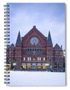 Cincinnati Music Hall  Spiral Notebook