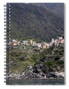 Cinque Terre 5 Spiral Notebook