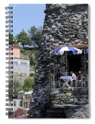 Cinque Terre 8 Spiral Notebook