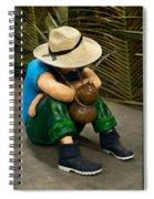 Cipote 2 Spiral Notebook